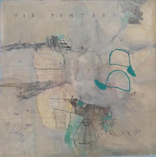 Philippe CROQ - Painting - Vie pentée