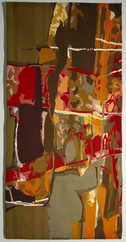 Mathieu MATÉGOT - Tapestry - Sans titre