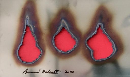 Bernard AUBERTIN - Painting - Fer brùlè