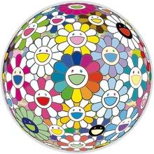 Takashi MURAKAMI (1962) - Flowerball: Want to Hold You