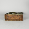 Antoine Louis BARYE - Sculpture-Volume - Cheval Demi-Sang