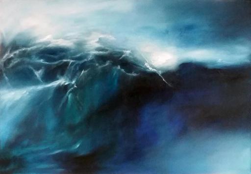 Fabienne RIBEYROLLES - Peinture - Marine