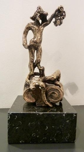 Salvador DALI - Skulptur Volumen - Perseo, Homenaje a Benvenuto Cellini