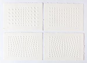 Enrico CASTELLANI - Print-Multiple - Suite A-D, no B