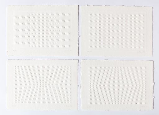 Enrico CASTELLANI - Print-Multiple - Suite A-D, no B