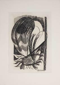 Giuseppe DE GREGORIO - Zeichnung Aquarell - Senza titolo