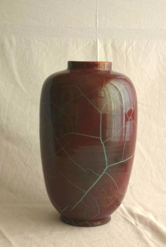 Grand Vase By Richard Uhlemeyer Buy Art Online Artprice