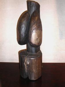 WANG Keping - Sculpture-Volume - Forme Feminine