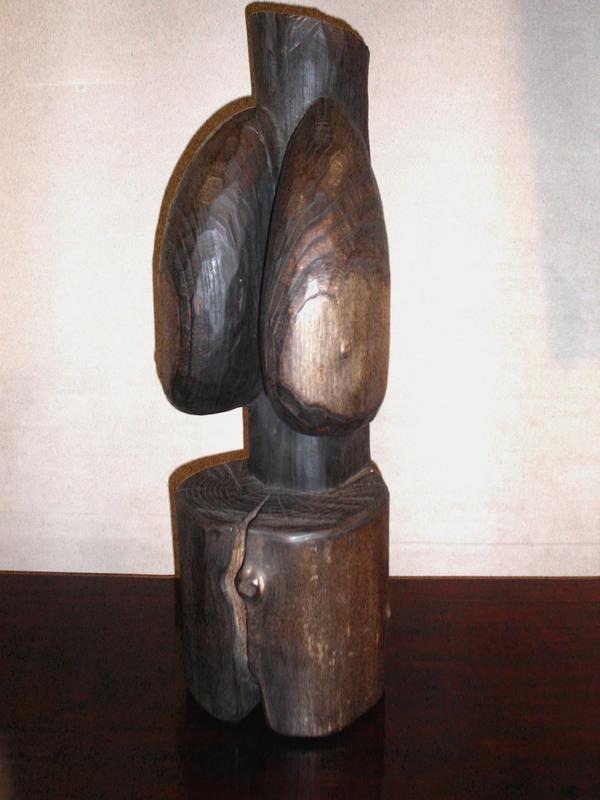 王克平 - 雕塑 - Forme Feminine