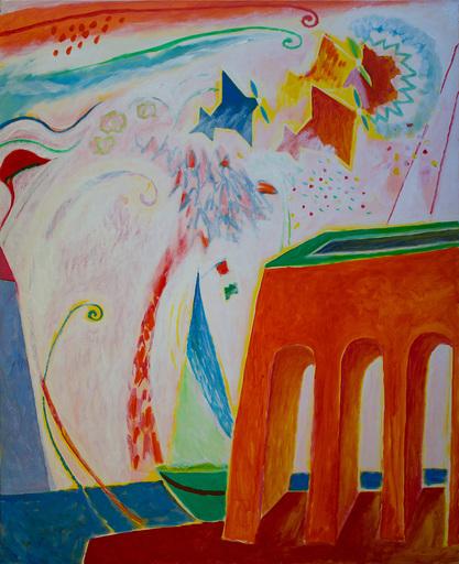 Nicola Maria MARTINO - Painting - adriatica