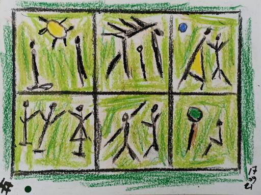 Harry BARTLETT FENNEY - Disegno Acquarello - abri (17 09 21)