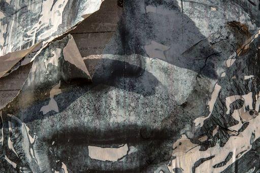 Aurélie LAFOURCADE - Peinture - Nu sur Affiche