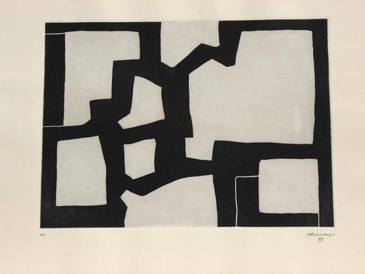 Eduardo CHILLIDA - Druckgrafik-Multiple - Inguru V