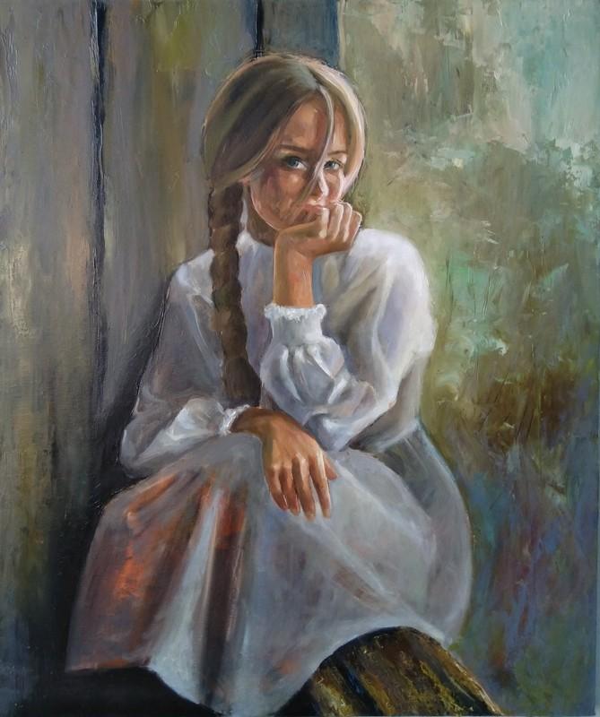 Ohanyan KAMSAR - Pittura - Fairy Tales