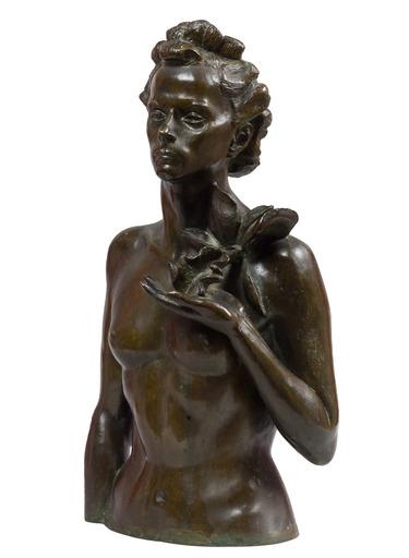 Ferruccio VECCHI - Sculpture-Volume - Orchidea