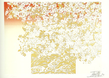 今井 俊満 - 版画 - BARCELONA