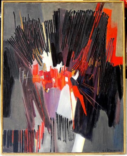 Huguette Arthur BERTRAND - 绘画 - Quartz