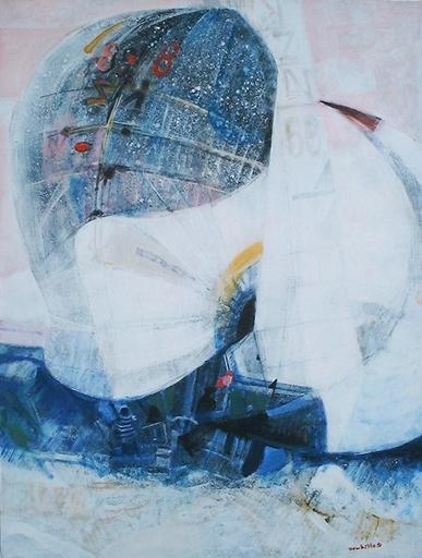 Paul AMBILLE - Pintura - Big Boy et spi