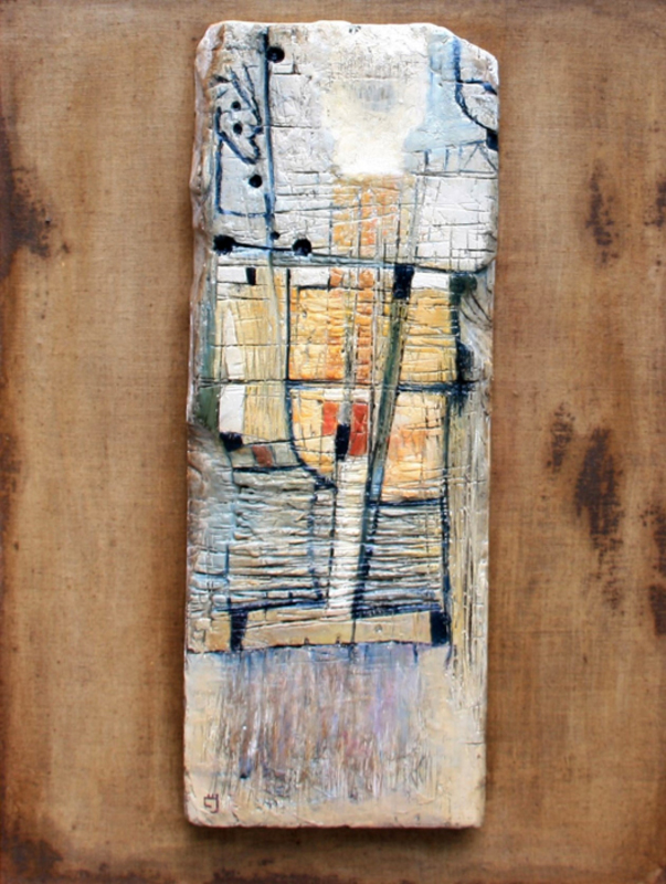 Levan URUSHADZE - Pittura - Composition # 80