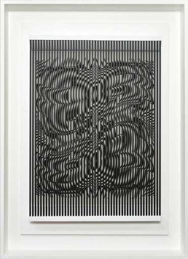 Alberto BIASI - Painting - Farfalle innamorate