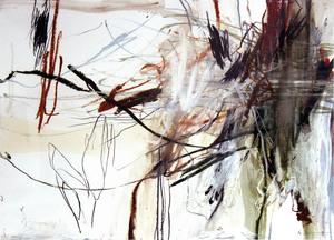 Laurence GARNESSON - Dessin-Aquarelle - sans titre
