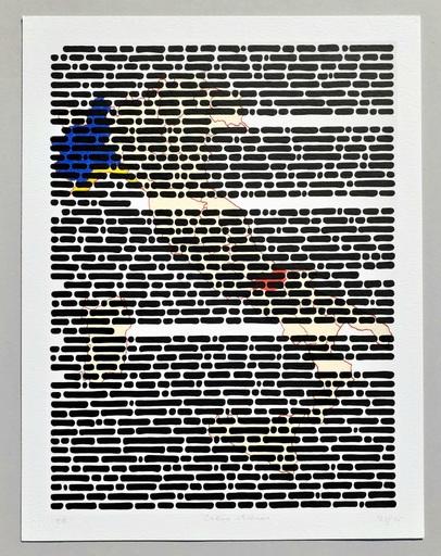 Emilio ISGRO - Druckgrafik-Multiple - Colore italiano