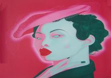 FENG Zhengjie - Print-Multiple - Chinese portrait 8