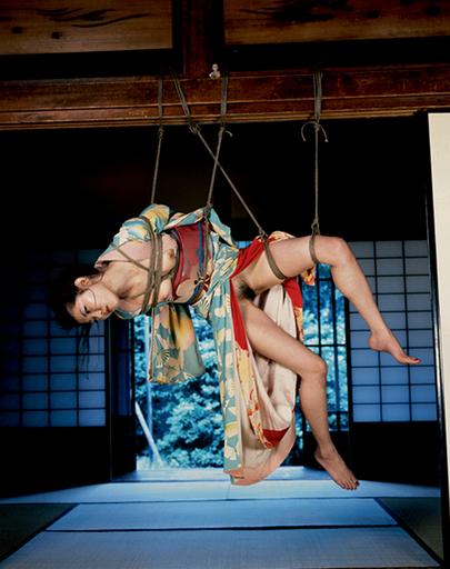 Nobuyoshi ARAKI - Photography - Kinbaku 1980