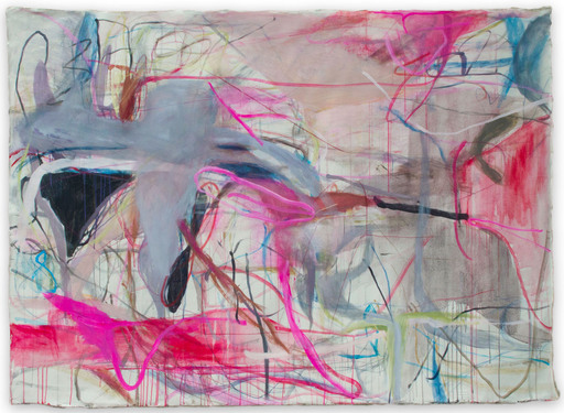 Macha POYNDER - Painting - Le festin d'Olympe