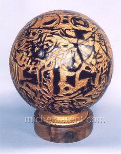 Aristide GAGNON, Sphère des caprices (Sphere of the caprices)