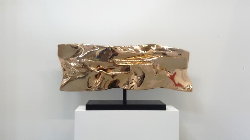 Giò POMODORO - Sculpture-Volume - Espansione