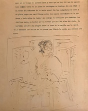Pablo PICASSO - Disegno Acquarello - Marchand de tableaux