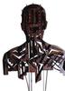 Michel BATTLE - Escultura - Accidental 1,2 et 3