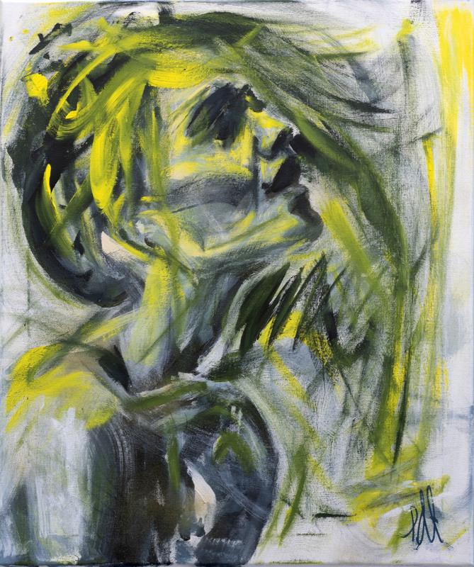 Simon ABT - Painting - fulfilment