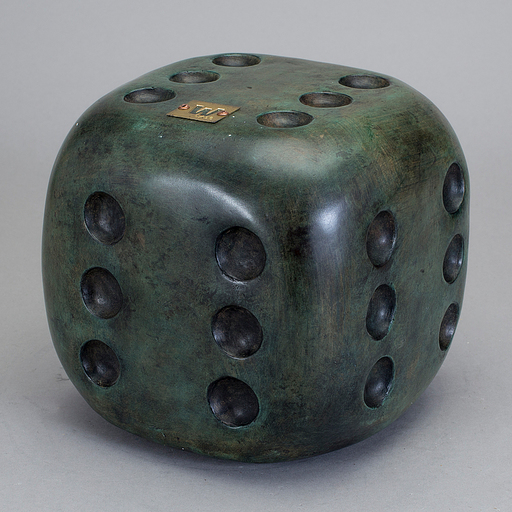 Andreas WARGENBRANT - Sculpture-Volume - My Lucky Number