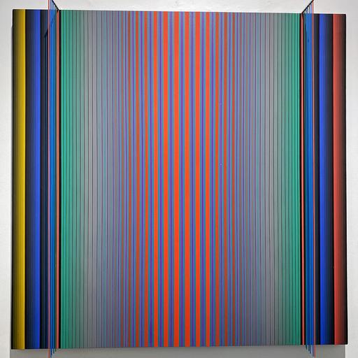 Dario PEREZ FLORES - Gemälde - Prochromatique n°1119