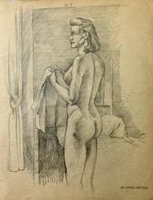 Edward HOPPER - Drawing-Watercolor - Untitled