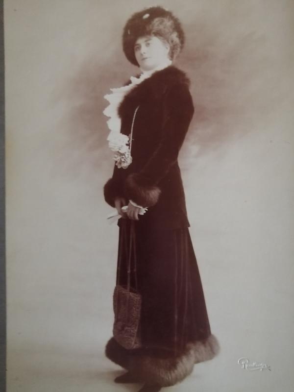 Léopold Émile REUTLINGER - Fotografia - Marie Thèrèse PIERAT - Actrice - (1883 - 1934)