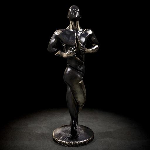 Franck KUMAN - Escultura - Freedom
