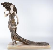 H. MOLINS - Sculpture-Volume - Sin titulo