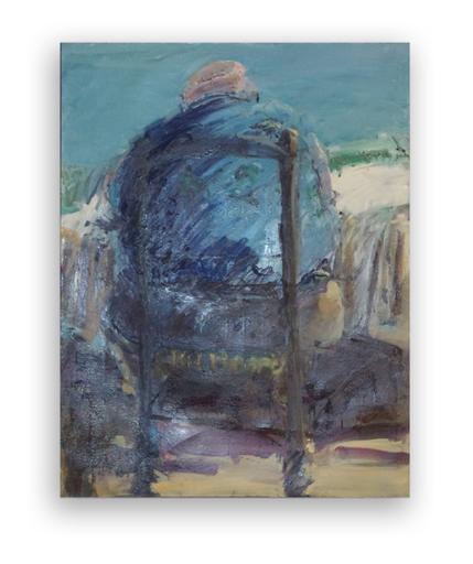 Fabian CERREDO - Gemälde - Tiempo despues se iba a escuchar...