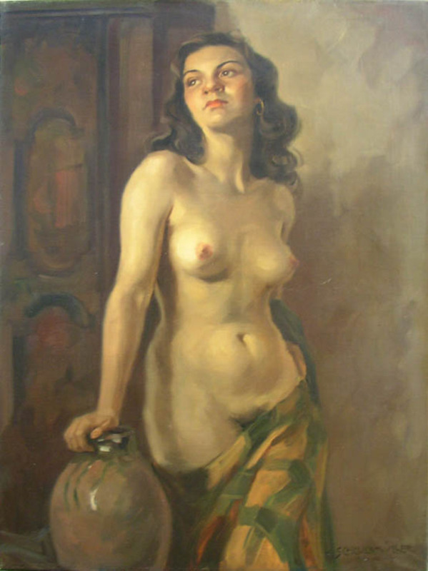 Fritz SCHLUCKMÜLLER - Painting