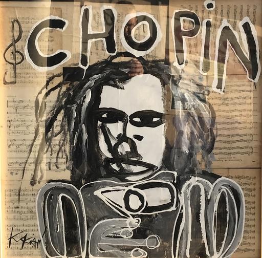 KOKIAN - Peinture - Chopin