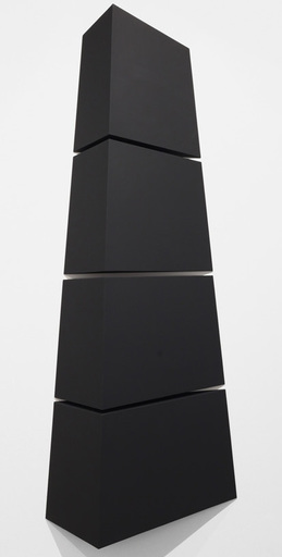 Wolfram ULLRICH - Peinture - Tower MMV/I