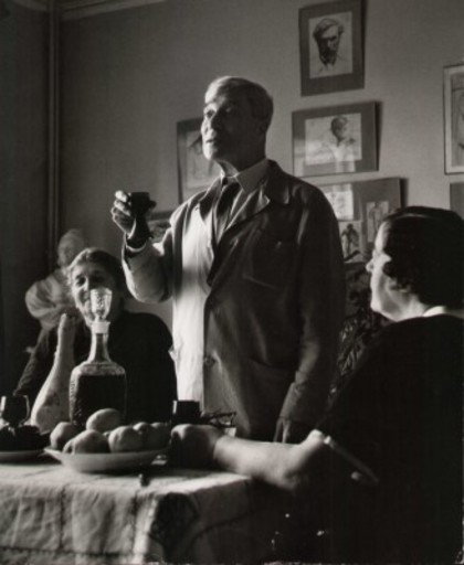 Cornell CAPA - Photo - Boris Pasternak