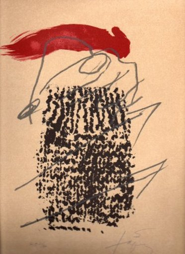 Antoni TAPIES - Print-Multiple - Poligrafa XV Anys
