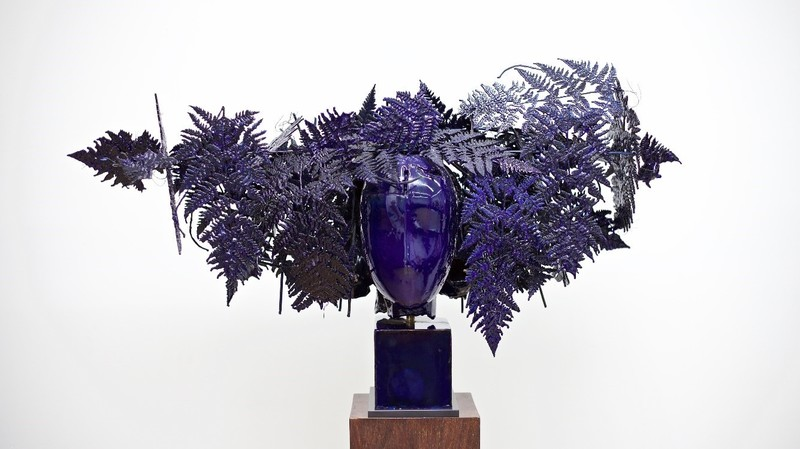 Manolo VALDÉS - Sculpture-Volume - La Doble Cara