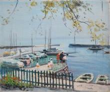 Jules René HERVÉ - Peinture - *Le Rive