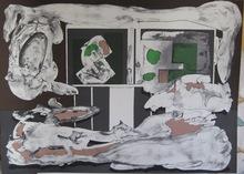 Eduardo ARRANZ-BRAVO - Grabado - LITHOGRAPHIE 1988 SIGNÉ CRAYON NUM/75 HANDSIGNED LITHOGRAPH