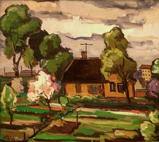Adolf MELNARS - Pittura